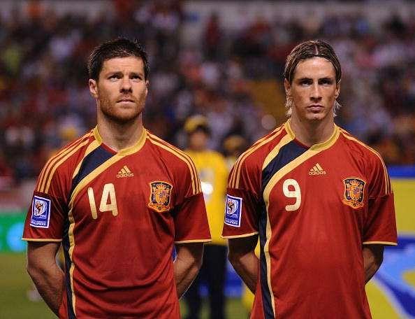 Xabi Alonso talks up Torres' Euro 2016 chances