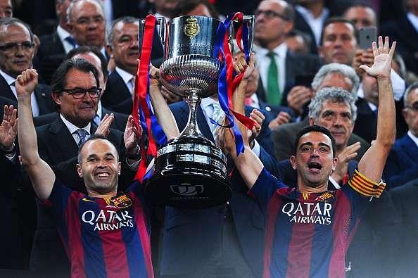 10 best midfielders in La Liga history