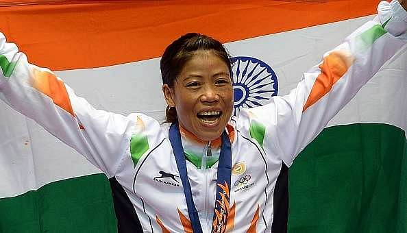 Thank you for everything Mary Kom; now it's time for Indian boxing to step up