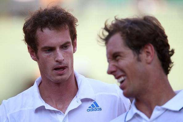 Frenchman Gasquet faces Murray in QF