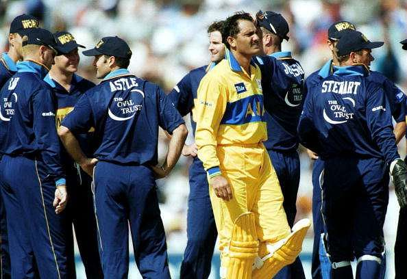 Mohammad Azharuddin - A story of graceful batting, match-fixing controversies and turbulent marriages