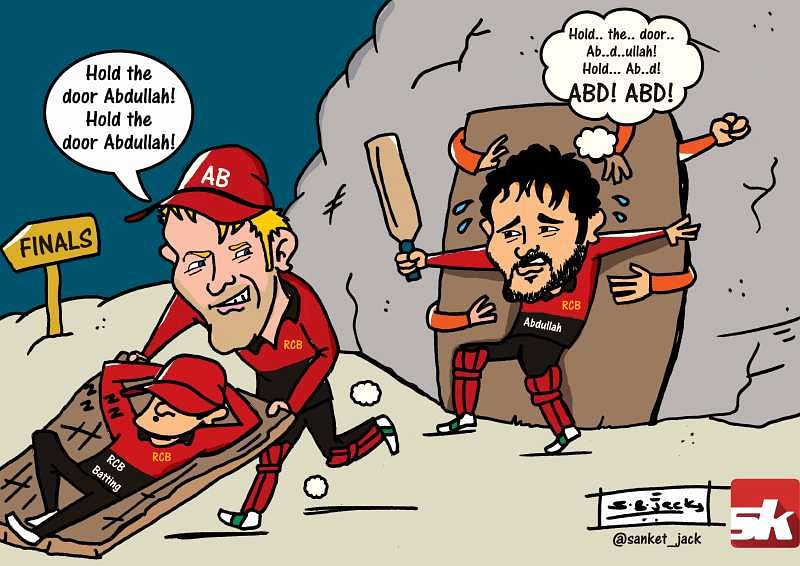 Comic: Hold the door Abdullah!
