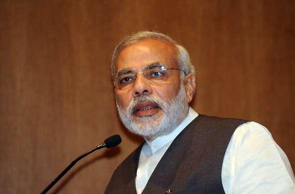Prime Minister Narendra Modi calls for development of football in India