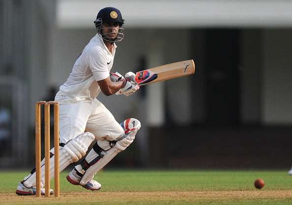 Manoj Tiwary's first outing in the Dhaka Premier League
