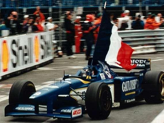 5 best races at the F1 Monaco Grand Prix