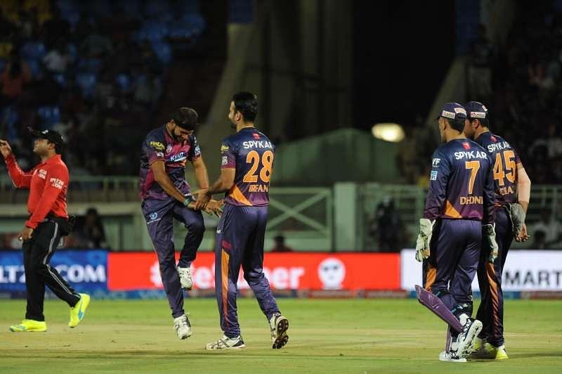 IPL 2016, Stats: Bowlers, Rahane guide Rising Pune Supergiants to convincing 19-run win over Delhi Daredevils