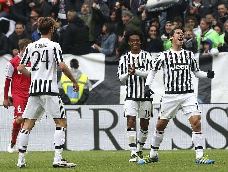 No let up as champions Juventus win again