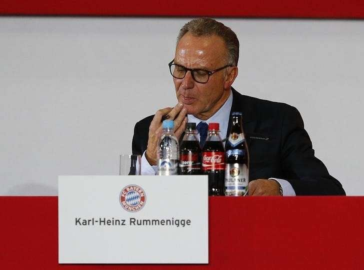 Bayern focused on Atletico after Bundesliga disappointment