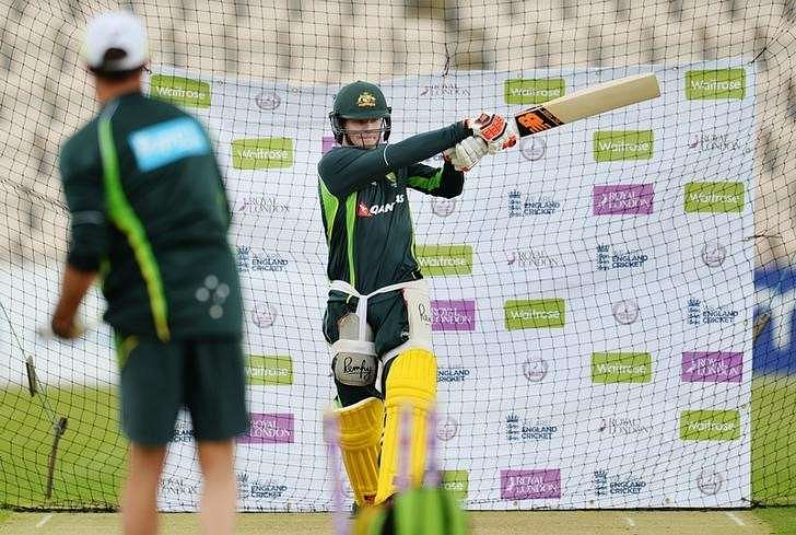 Australia captain Smith heads home with wrist injury