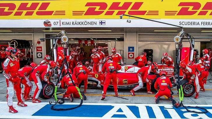 F1: Ferrari's lack of pace has Mercedes bemused