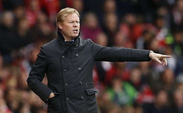 Koeman urges Mane to focus on consistency after hat-trick
