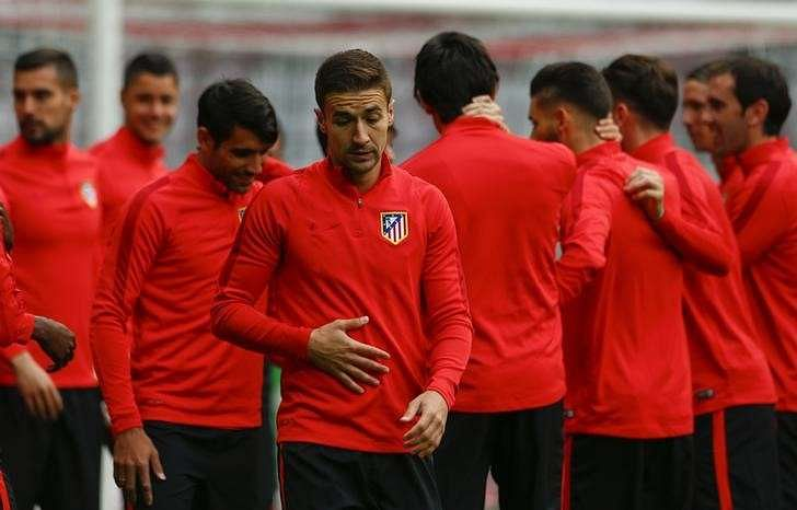 Atletico to focus on teamwork against Bayern, says Torres