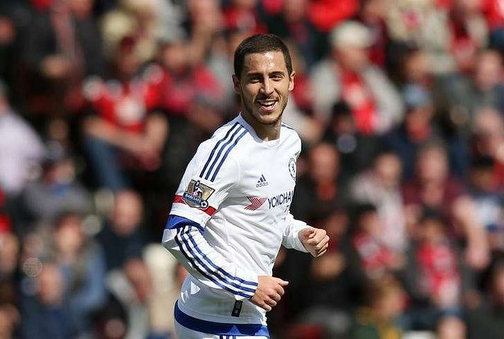 Chelsea's Hazard rediscovers passion for football