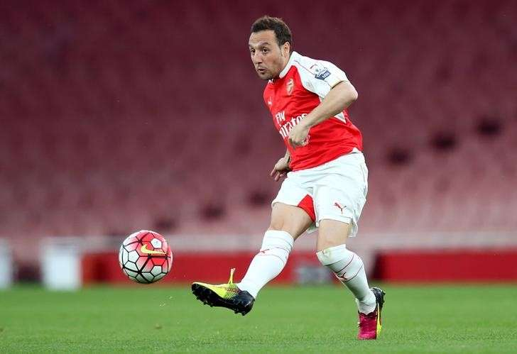Cazorla hands Wenger fitness boost before Man City trip