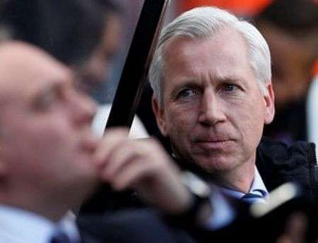 Leicester have shattered glass ceiling, says Pardew