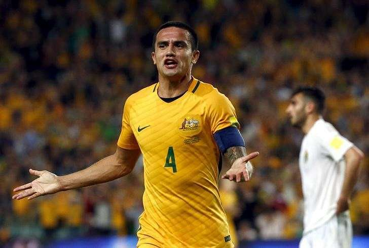 No Cahill in Australia squad for England friendly