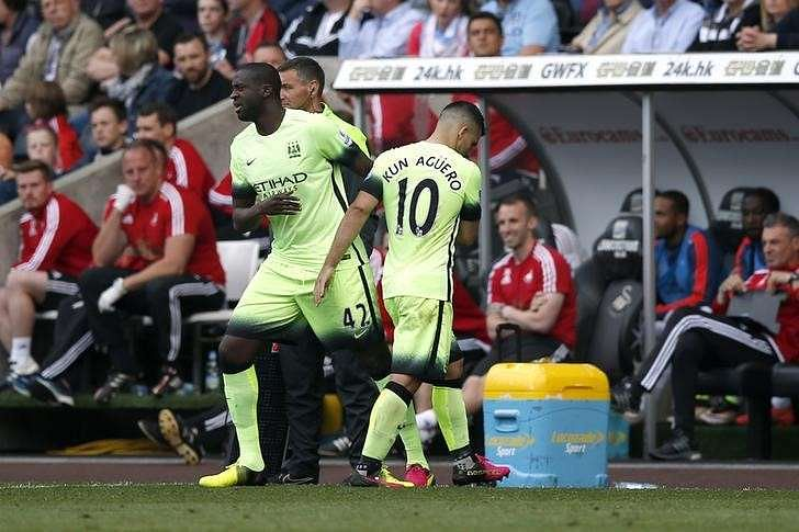 No flourish from Man City in sealing Champions League place