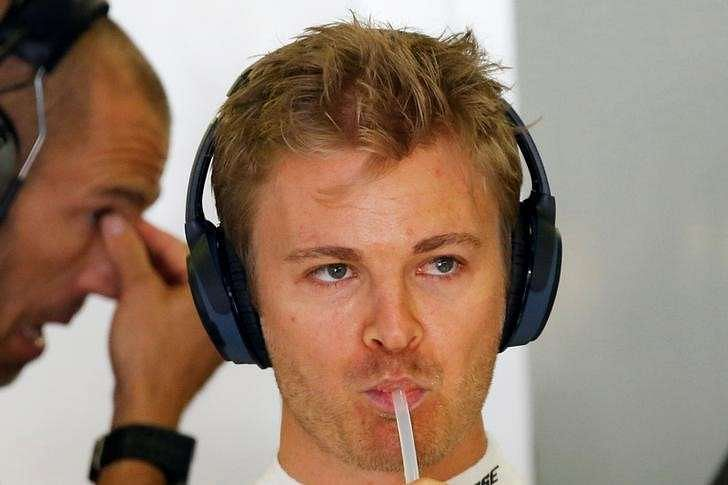 Nico Rosberg says he has put Spanish GP crash with Lewis Hamilton behind him