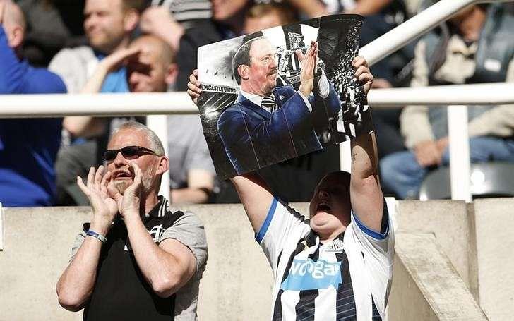 Newcastle under Benitez should look to Leicester, Wijnaldum says