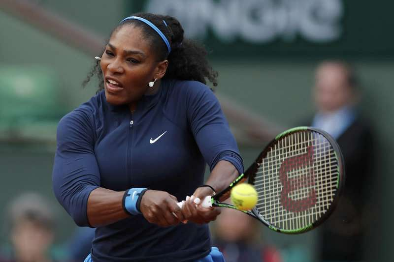 Serena Williams in for Third Round of French Open