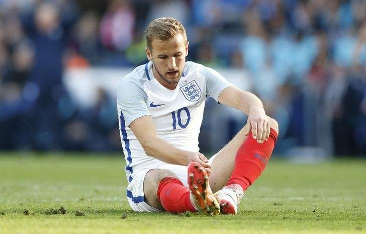 Euro 2016: Spurs striker sees Kane and able partnership with Vardy