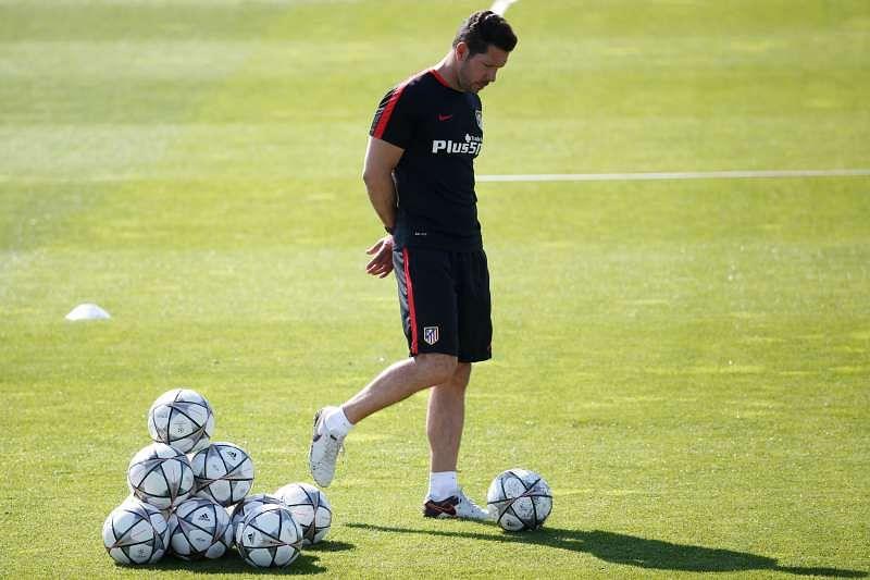 Champions League trophy would complete Simeone revolution