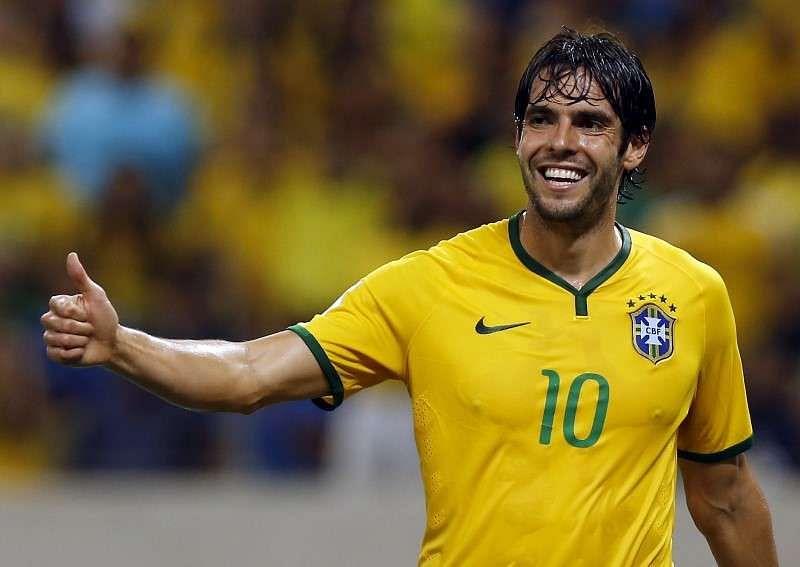 Kaka called up for Brazil's Centenary Copa America squad