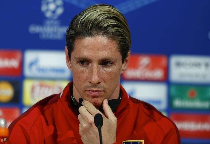 Torres hungry for Atletico glory in game of his life