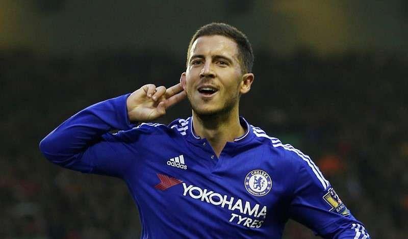 Hazard relishing chance to go up against Mourinho