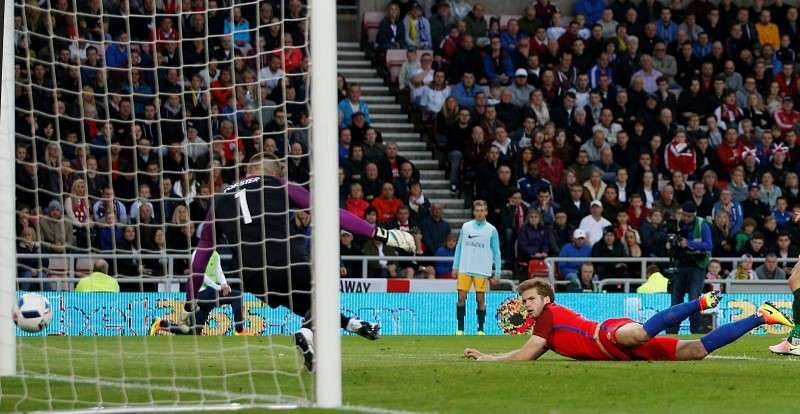 Rashford nets place in record books as England win