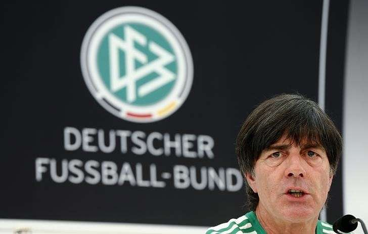 I have had enough of Goetze transfer talk - Germany's Loew