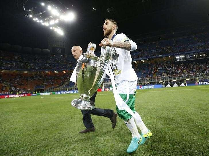 Ramos is Real hero again after turbulent year