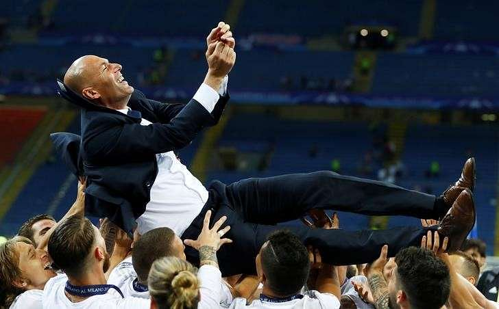 Zidane assured place in Real hearts if not a long future