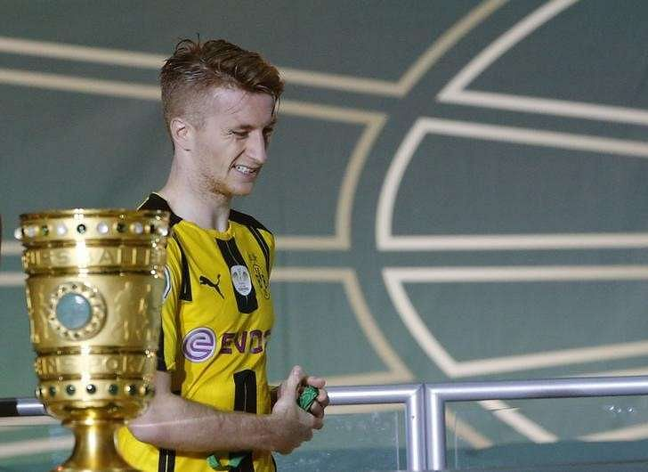 Winger Reus left out of Germany's Euro 2016 squad