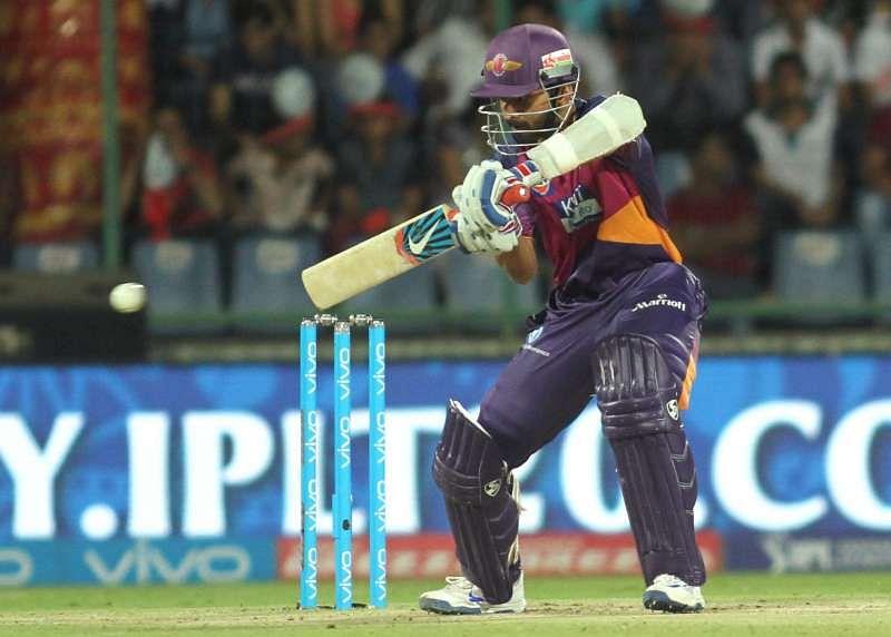 IPL 2016: Ajinkya Rahane helps RPSG to a seven wickets win over DD