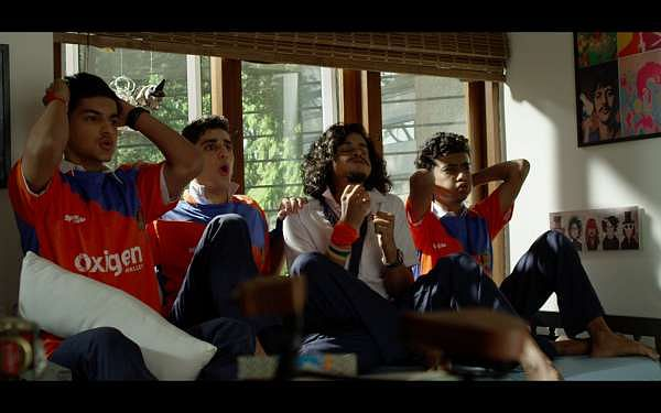 Video: Who says cricket is just for men?