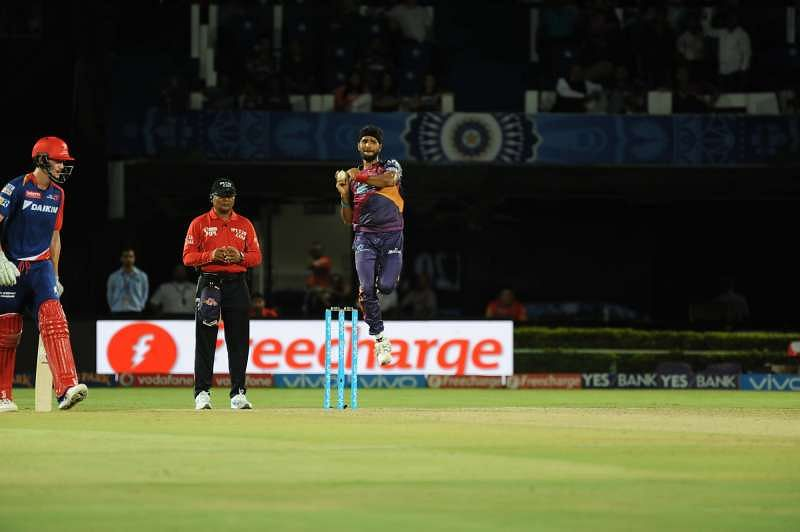 IPL 2016: Rising Pune Supergiants beat Delhi Daredevils by 19 runs via D/L method
