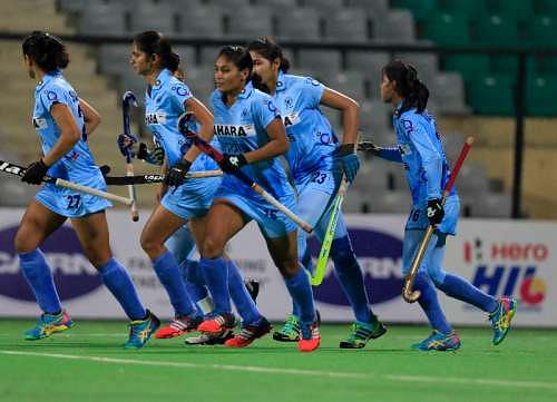 Women's Hockey: India go down fighting against an evenly matched Great Britain side
