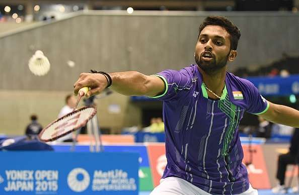 HS Prannoy ruled out of upcoming Thomas Cup due to toe injury