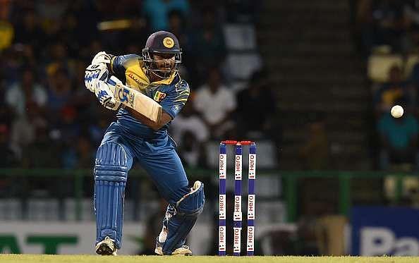 Kusal Perera replaces injured Dhammika Prasad in Sri Lankan Test squad