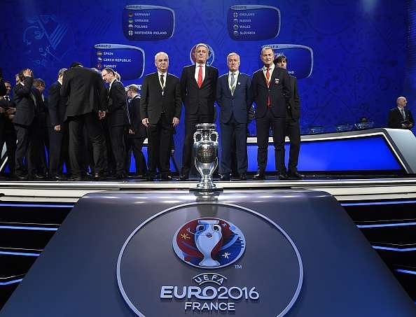 UEFA Euro 2016 Groups & Teams: All of the confirmed and provisional squads for the tournament in France