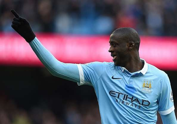 Yaya Toure thought he was signing for Manchester United when Manchester City bought him from Barcelona