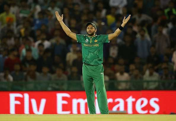 Pakistan drop Ahmed Shehzad, Umar Akmal and Shahid Afridi from probables for England tour
