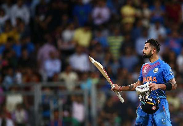 Virat Kohli talks about his favourite ground, and how he handles pressure