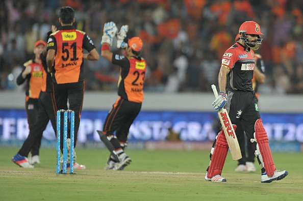 RCB or SRH, IPL trophy to have new home