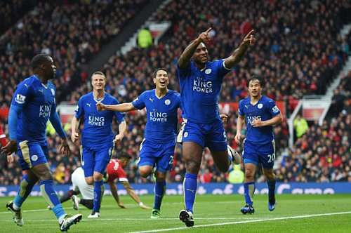 Twitter reacts to Manchester United denying Leicester City the Premier League title