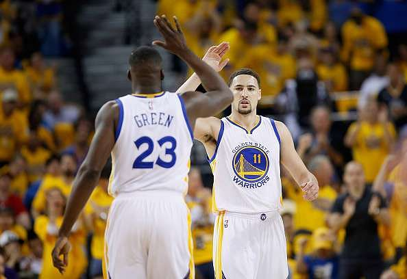 2016 NBA Playoffs: Warriors take 2-0 lead over Trailblazers, Heat win at Toronto
