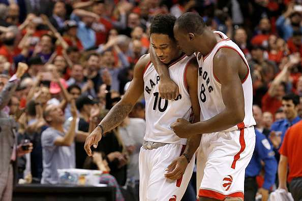 NBA East Finals: Raptors win Game 3 at home, hand Cavaliers first 2016 Playoff loss