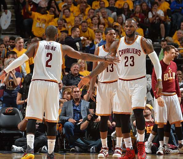 2016 NBA Playoffs: Cavaliers thrash Hawks in Game 2, take 2-0 series lead