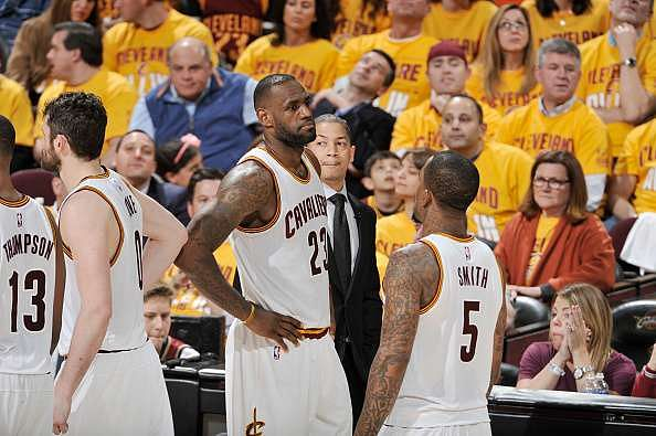 2016 NBA East Finals: Cavaliers remain unbeaten in Playoffs, take 2-0 series lead